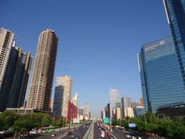 Beijing Central Business District