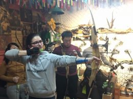 Archery in Chengde